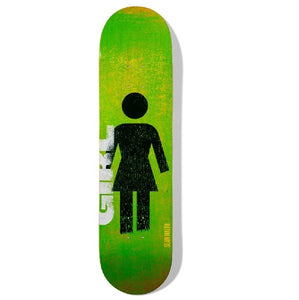 Girl Malto Roller OG Deck (Assorted sizes)