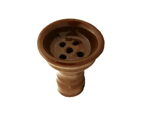Egyptian Clay Hookah Bowl *Chipped*