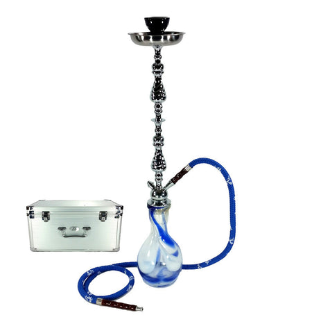Zahrah Unique Two-Tone Hookah