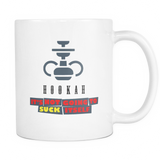 INGTSI Hookah Coffee Mug (White)