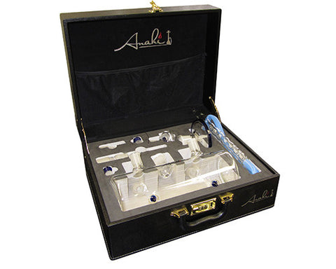 Anahi Glass Hookah Suitcase