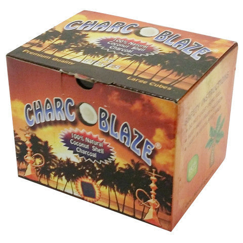 Charco Blaze Hookah Charcoal 36pc Wholesale