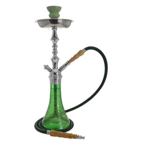 Eclipse Green Hookah