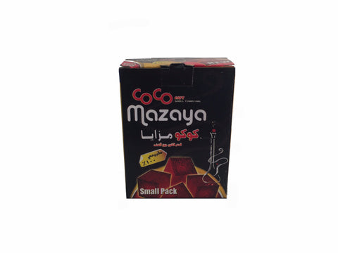 Coco Mazaya 24pc Hookah Charcoal