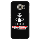 INGTSI Hookah Phone Case - Black