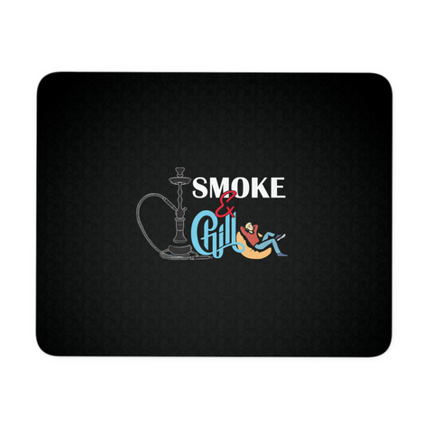 Smoke & Chill Hookah Mouse Pad