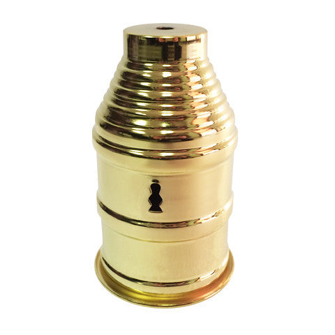 Hookah Wind Cover (Gold) Wholesale