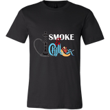 Smoke & Chill Men's Hookah T-Shirt