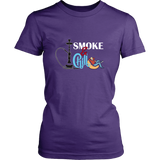 Smoke & Chill Women's Hookah Shirt