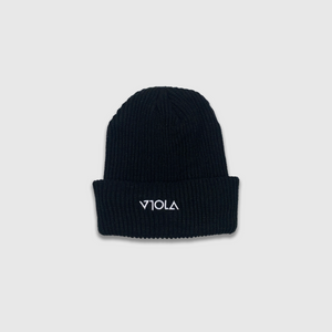 Essential Beanie - Midnight Black