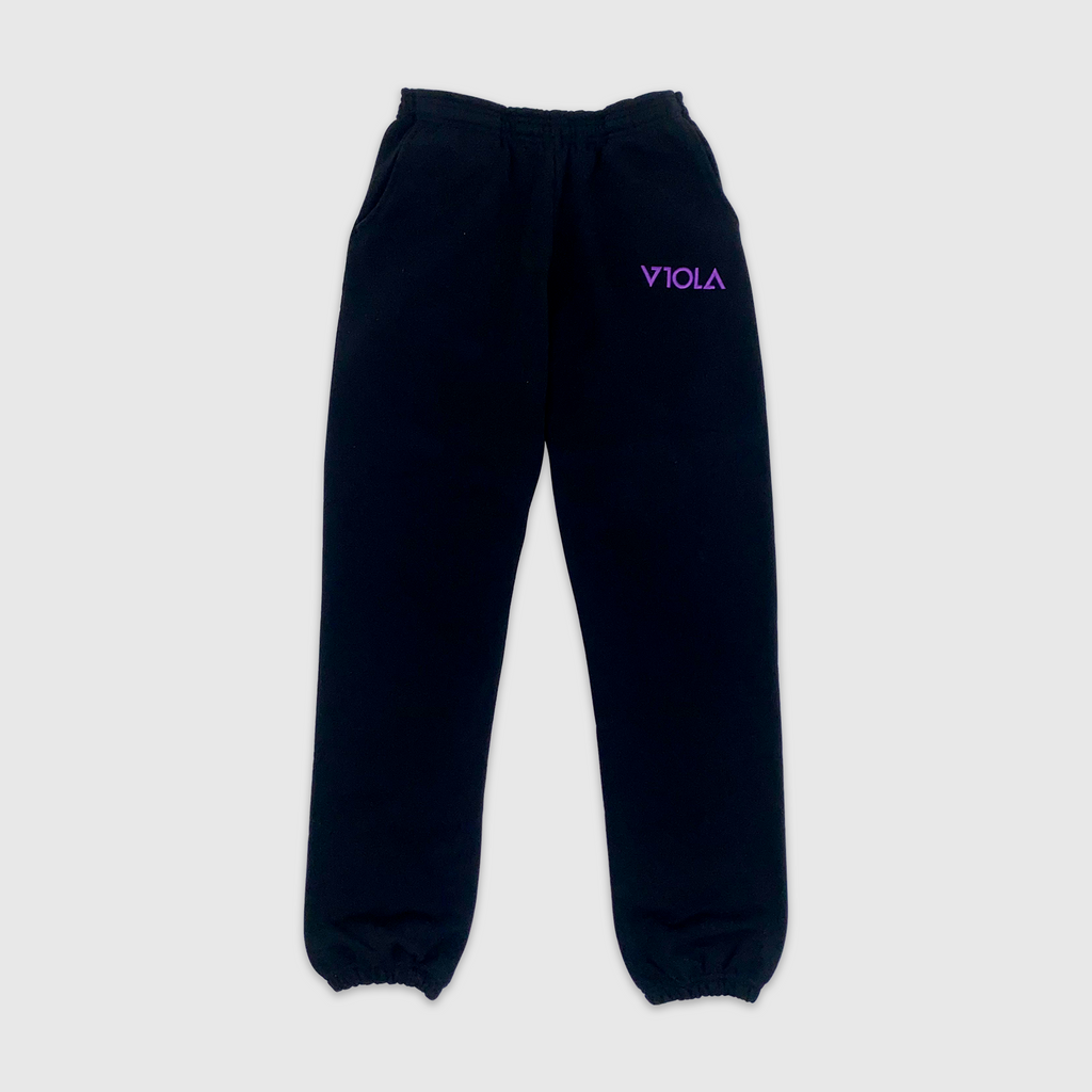 Essential Uniform Sweatpants - Midnight Black