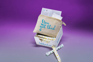 Teen Tampon Subscription Box