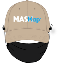 Load image into Gallery viewer, The MASKkap™- Logo