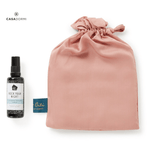 COCO & CICI - Giftset: Pillow spray & kussensloopje - Roze