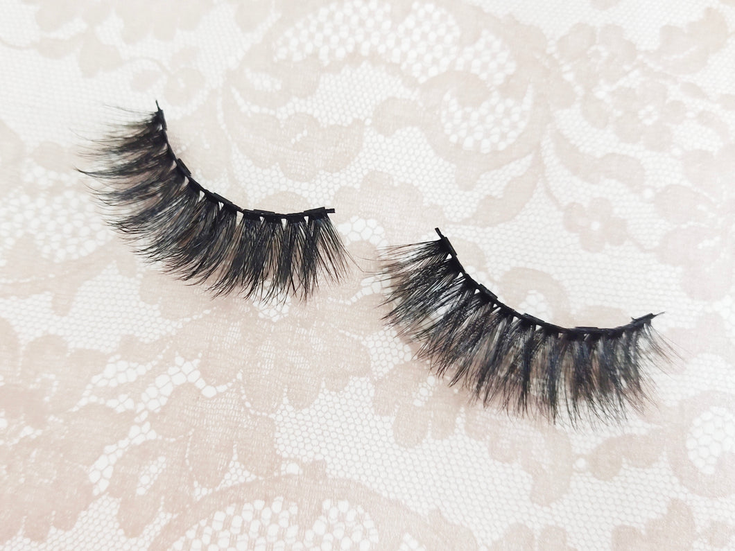 Magnetic LULULashes No.7 9D Volume