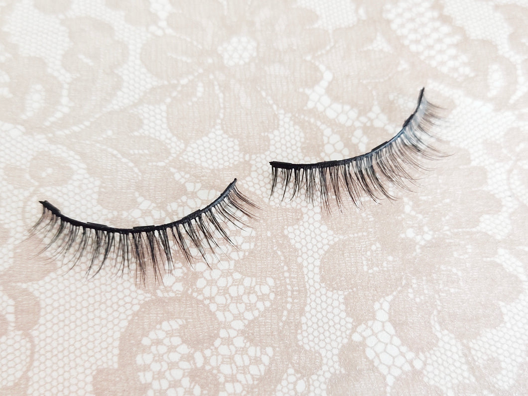 Magnetic LULULashes No.1 Natural Classic Doll Short