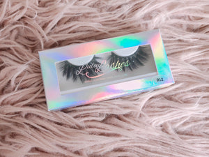 Magnetic LULULashes No.12 Charming Volume