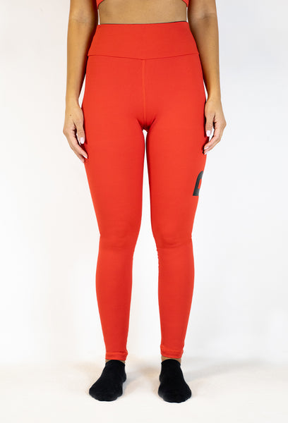 Shape Leggings (Rouge)