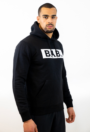 Men's Training Hoodie (Noir)