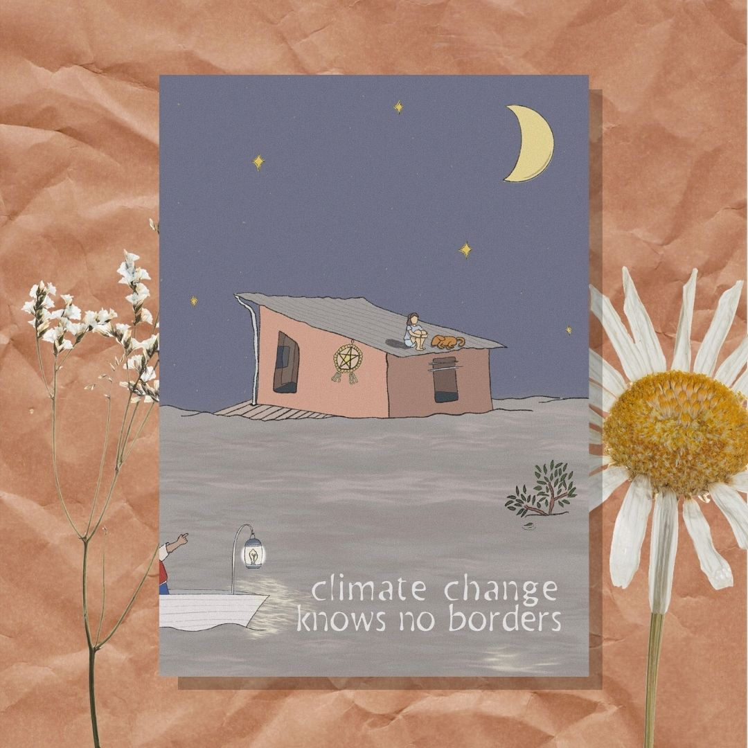 Climate Change Knows No Borders Print