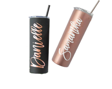 Load image into Gallery viewer, Personalized Skinny Tumbler