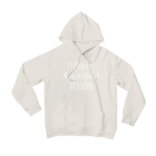Load image into Gallery viewer, Grateful, Thankful, Blessed Hoodie