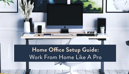 home office setup guide