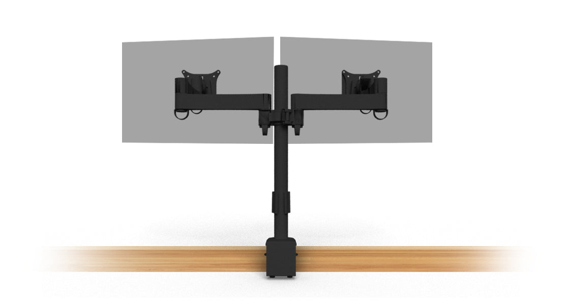 monitor mount 2 screens