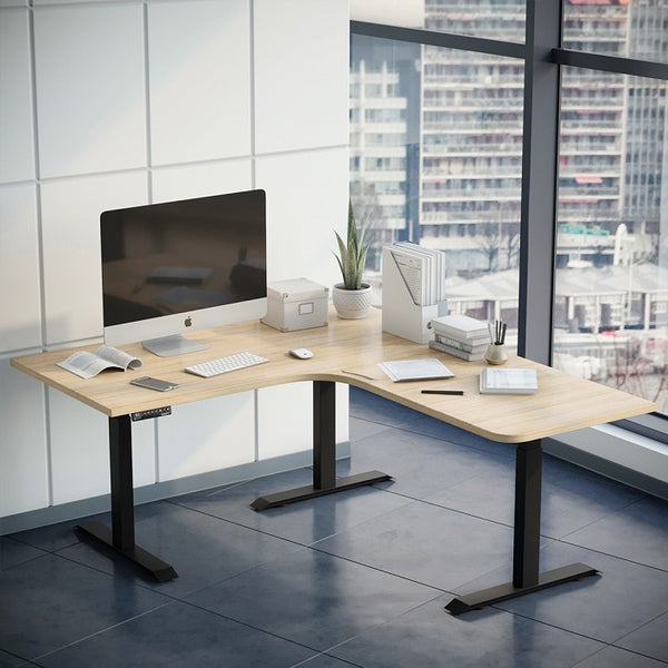 Desky sit and stand desk