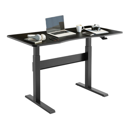 manual stand up desk