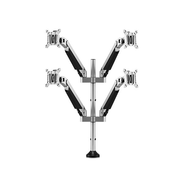 quad lcd monitor arm