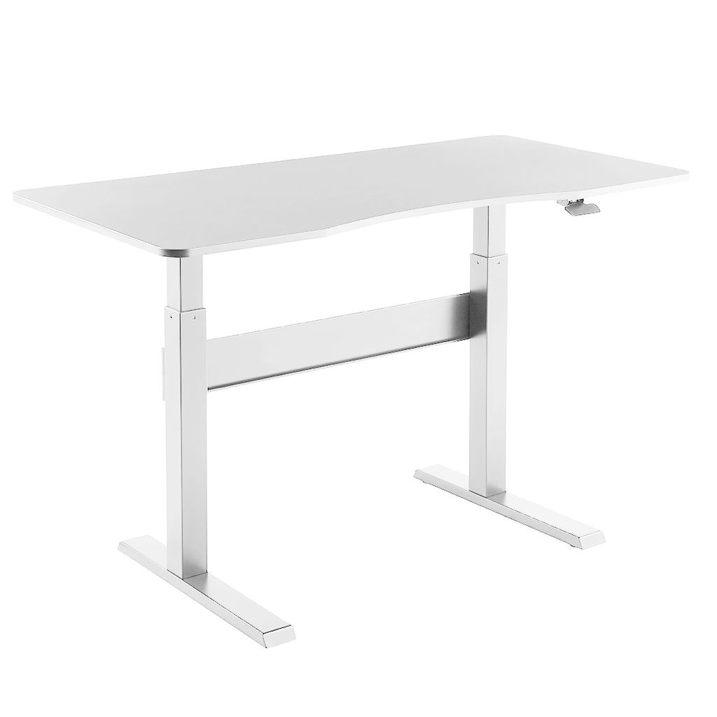 Desky Air Lift Zero Sit Stand Desk