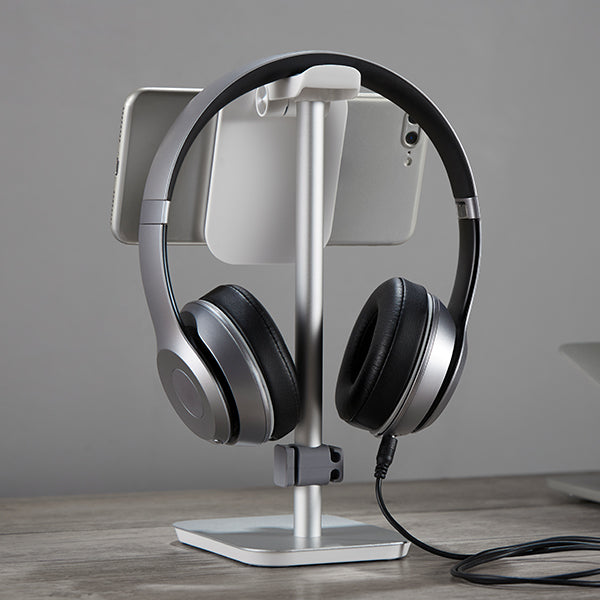 Desky Headphone and Phone Stand