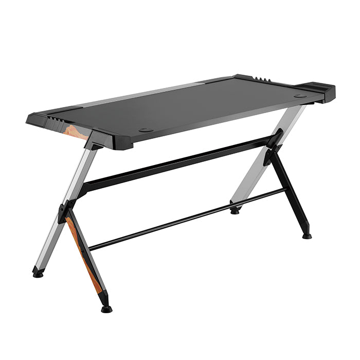 Desky Ergonomic Y LED Gaming Desk