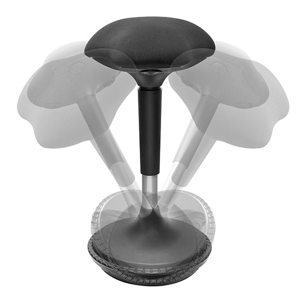Desky Sit Stand Active Stool
