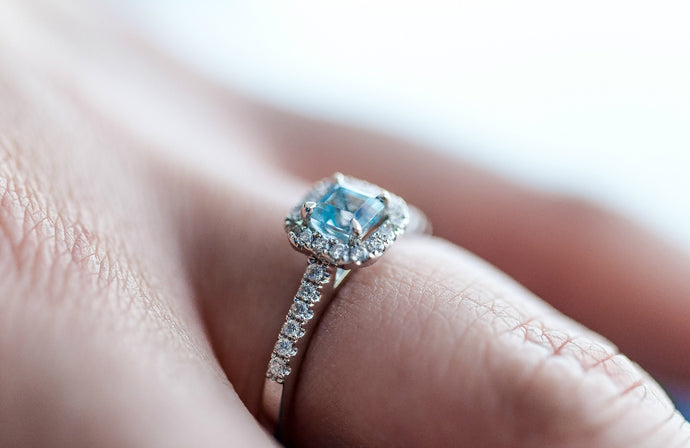 Aquamarine is one of the most prized precious gemstones.