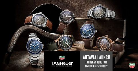 TAGHeuer watches