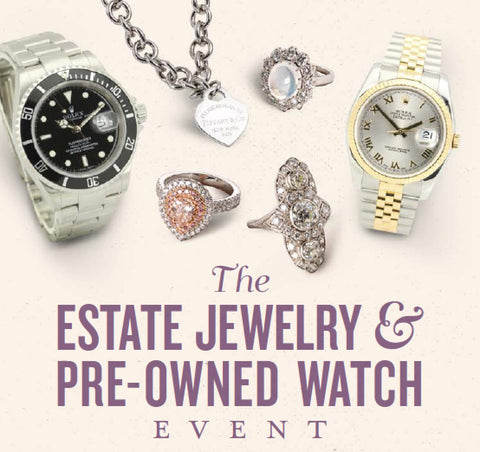 smyth estate jewelry and preowned watch event