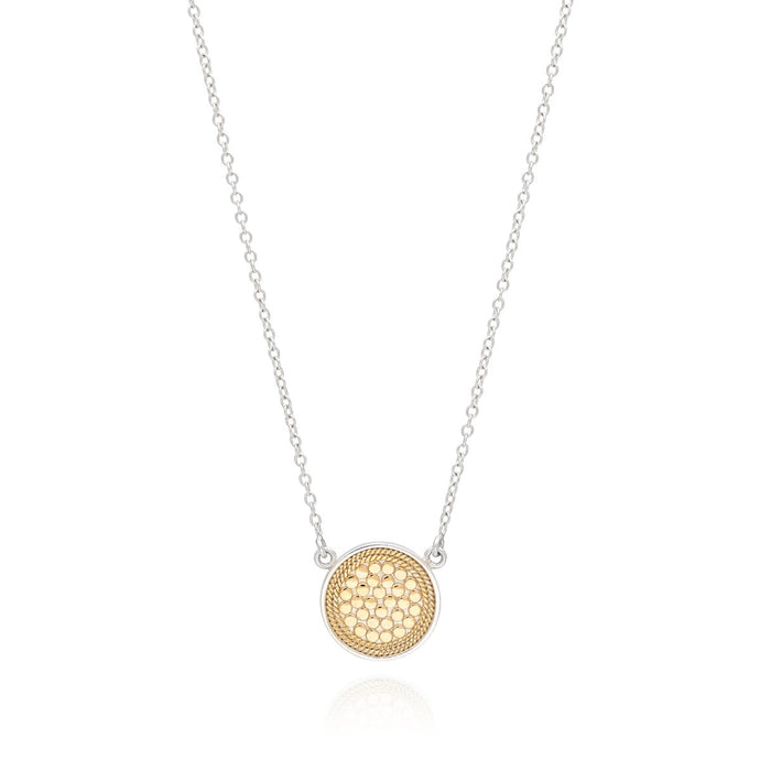 Anna Beck Classic Disc Necklace - Gold