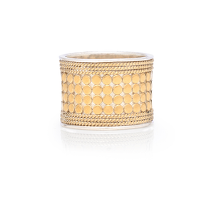 Anna Beck Classic Band Ring