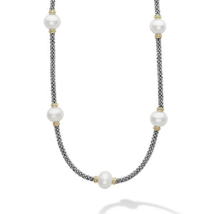 Lagos Luna Pearl Necklace
