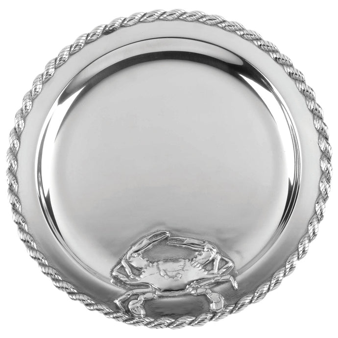 Salisbury Pewter Crab Serving Tray