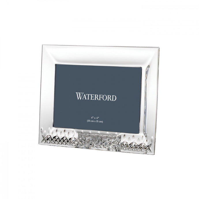 Waterford Lismore Essense 4x6 Horizontal Picture Frame