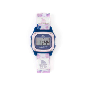 Shark Lavendar Star Fish Watch