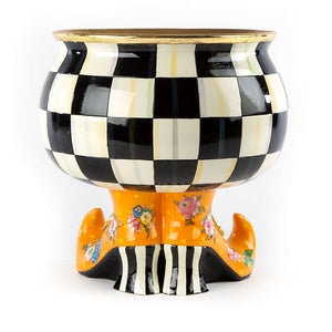 MacKenzie-Childs Flower Market Cauldron