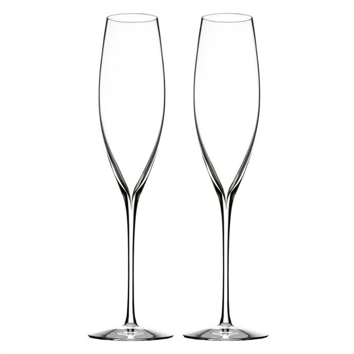 Waterford Elegance Champagne Classic Flutes (Set of 2)
