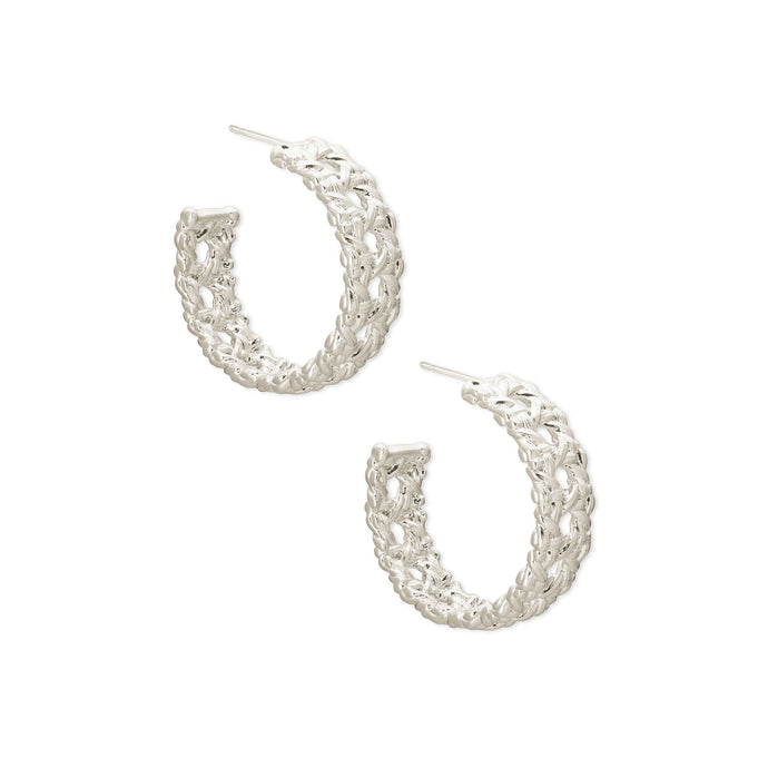 Kendra Scott Natalie Hoop Earrings