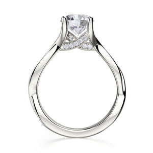 Michael M Love Engagement Ring
