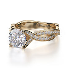 Load image into Gallery viewer, Michael M Love Engagement Ring