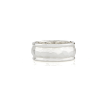Load image into Gallery viewer, Anna Beck Round Hammered Band Ring